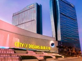 City of dream Macau