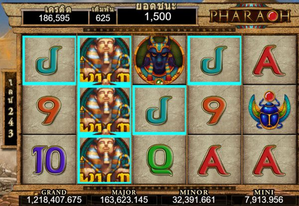 Techniques for playing pharaoh slots